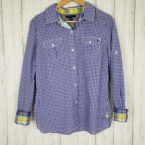 Tommy Hilfiger Gingham Button Down Shirt